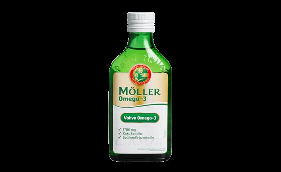 möller vahva omega-3 neste
