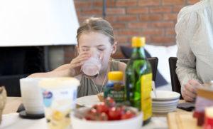 A- ja D-vitamiinia sisältävä Möllerin Kalanmaksaöljy sopii koko perheelle.