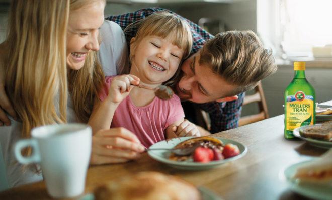 Omega-3-rasvahapot auttavat pysymään terveenä