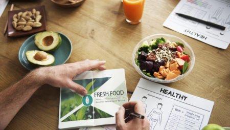 vanhusten ruokavalio ja ravitsemus