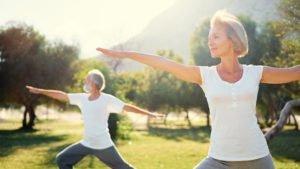 ikäihmisten aktiviteetit ja liikunta