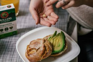 vegaaninen omega-3-ravintolisä